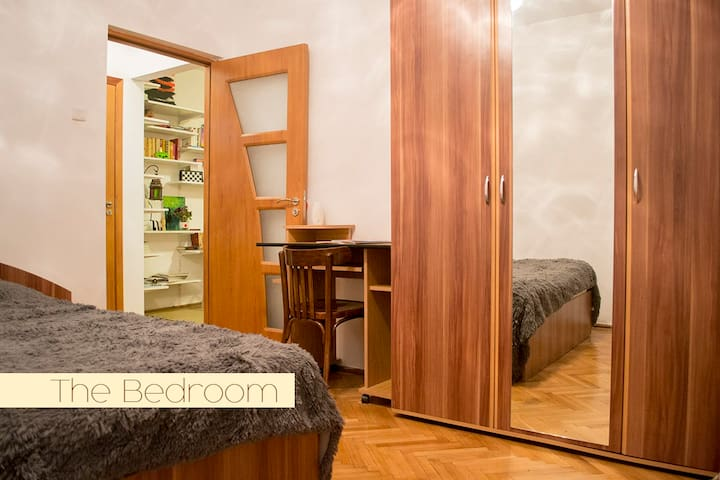 Artist Condo Bucharest entire home - Bucarest - Appartement