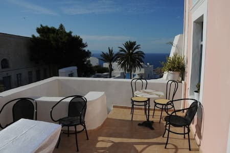 Marcos Rooms-Double- Twin Private - Thira