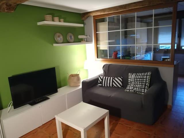 Apartamento de 2 habitaciones con encanto EBI1255