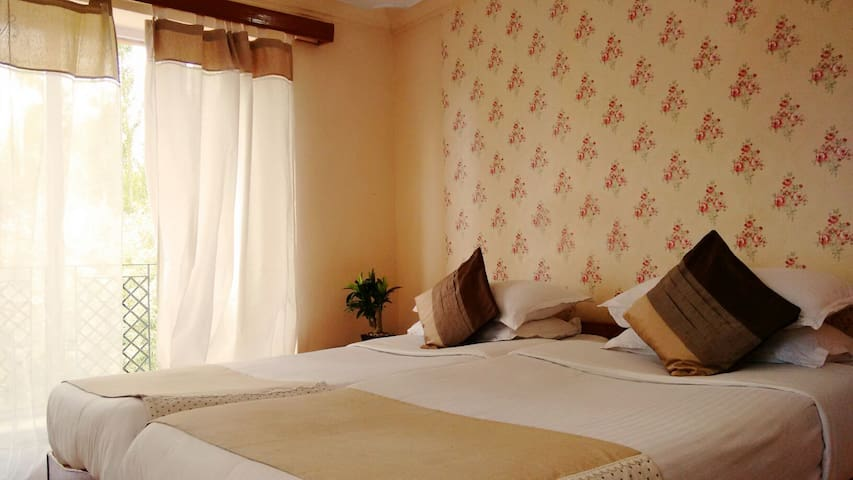The Mountain view room - Leh - Bed & Breakfast