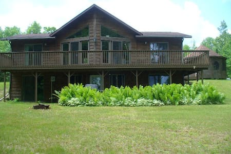 14 person Lake HOME,Nice furniture - South Range