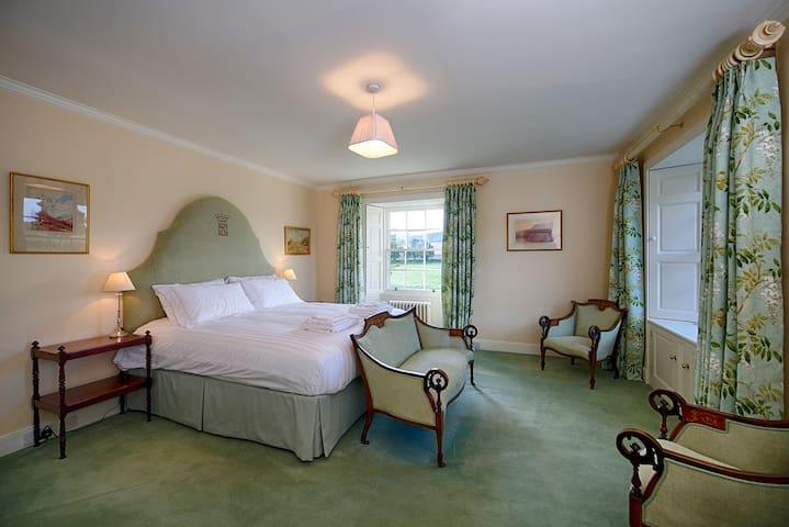 Bedroom One / SK Bedroom - Super King Bed