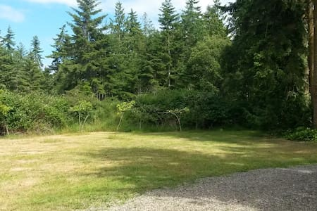 Private Acreage Wildlife Meadow House - Port Townsend