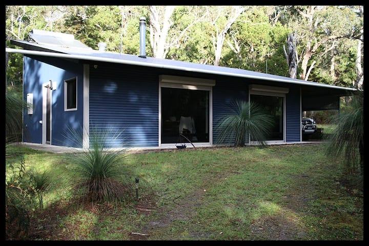 Peaceful, bushland S/C cottage