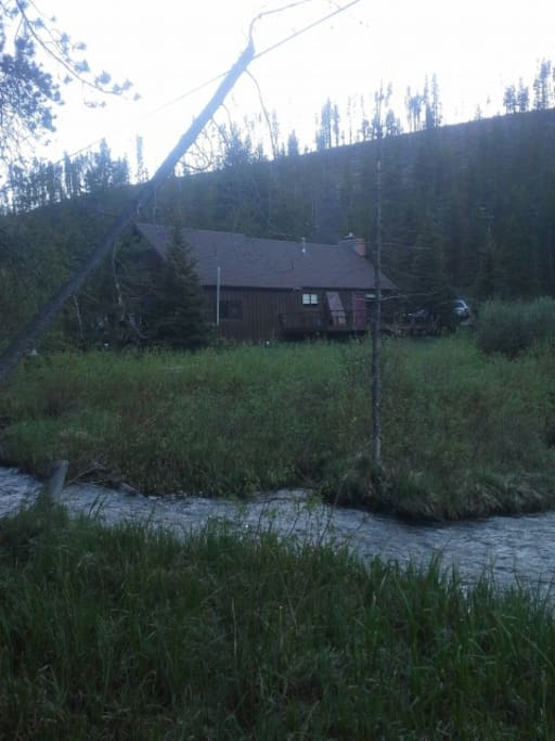 Barton Beach Cabin Cottages For Rent In Breckenridge
