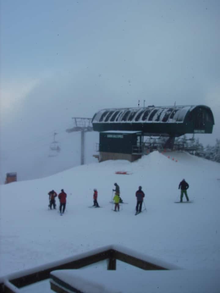 Top of the World, ski-in/ski-out, Slopeside