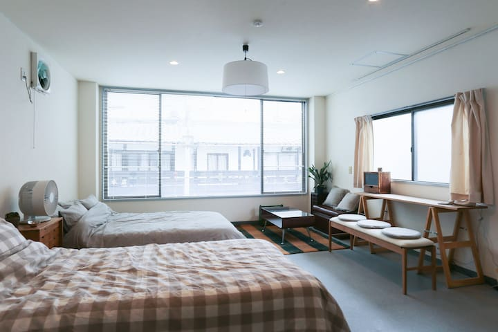 Good location ,The room Kyoko - 京都 - 公寓