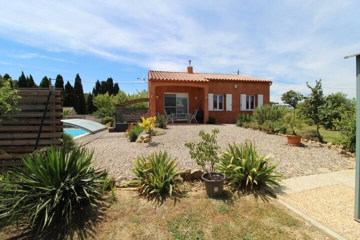 villa 96 M2 avec piscine privative