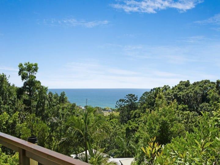 Ocean View Beach House Room