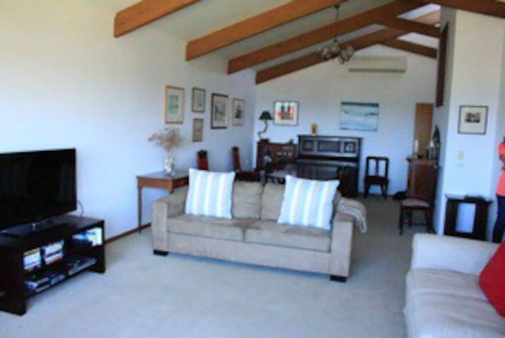 Main lounge looking back from the front window