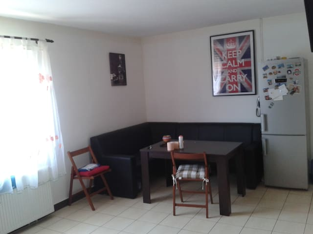 1 Bedroom in Cozy House Bucharest - Pantelimon - Casa