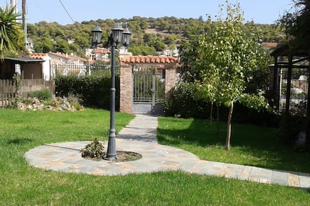 Dora's home near the sea & the airport - Porto Rafti - 아파트