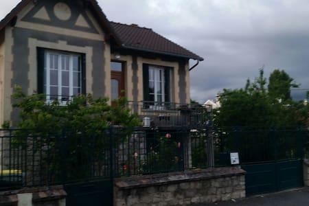 Agreable pavillon sur jardin - Saint-Pierre-lès-Nemours - Talo