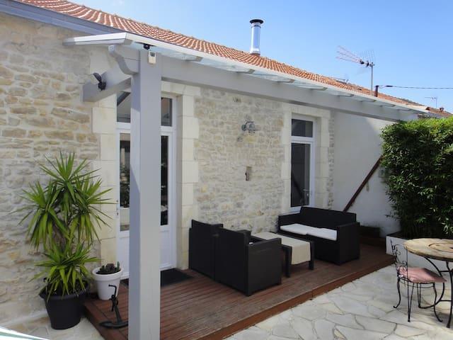Maison de charme à la Rochelle