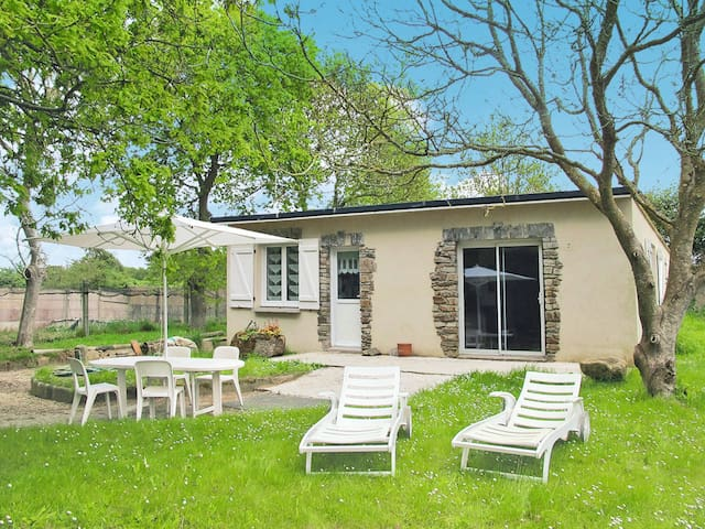 Holiday home in Locquirec for 4 persons