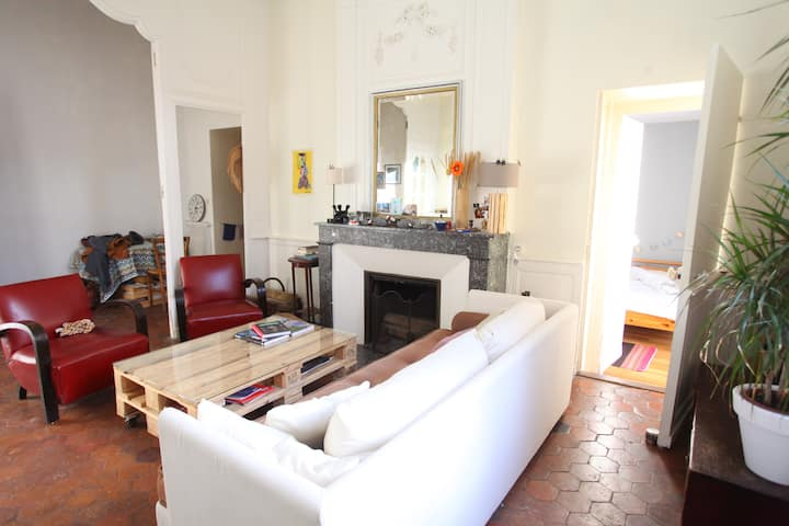 Cozy apartment in heart of Auxerre