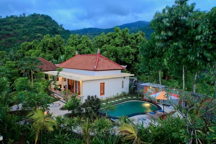 Amed Harmony  Semara Private Pool Villa