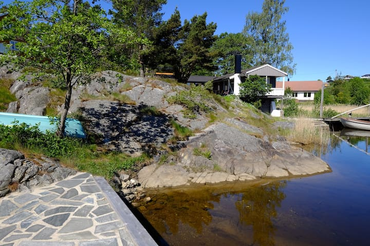Arendal waterfront - Nedenes - Cabin
