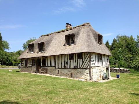 노르만 시골의 멋진 전원주택