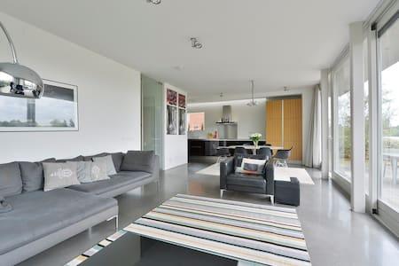 Villa Amsterdam 280m 4 parking - Ámsterdam - Villa