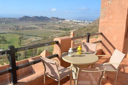 Apartamento en Mojacar Playa - Mojácar - Huoneisto