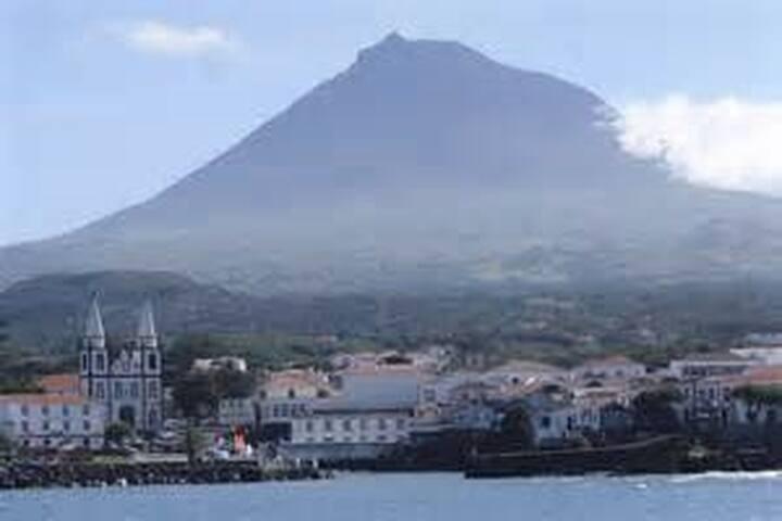 Ilha do Pico - casa para Férias - Madalena - Madalena - Haus