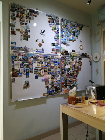 Our Travel Magnet Collection