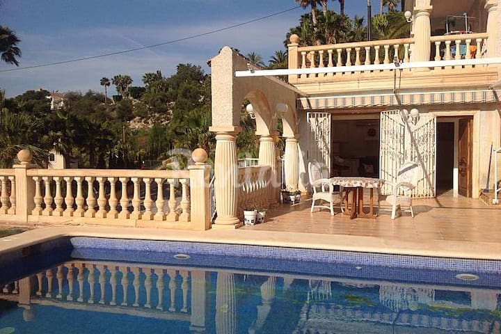 Apartment to rent at a private Villa - El Campello - Lägenhet