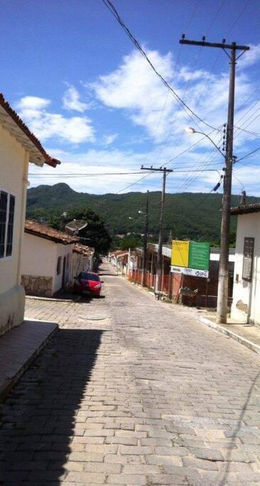 Rua do Félix de Bulhões (vulgo Rua do Orto)