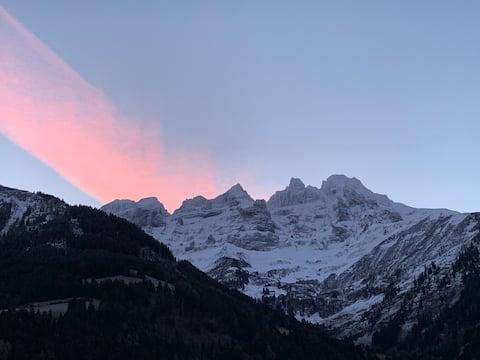 Hébergement de qualité au cœur du Val d'Illiez