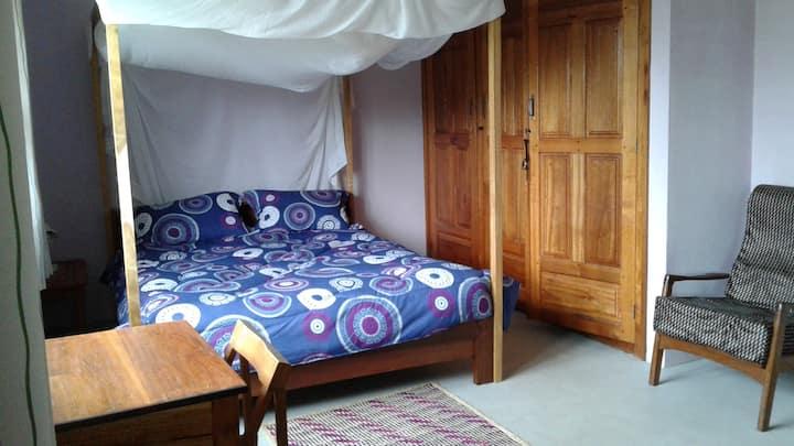 NyumbaniBB, Bukoba, Tanzania: Master Bedroom