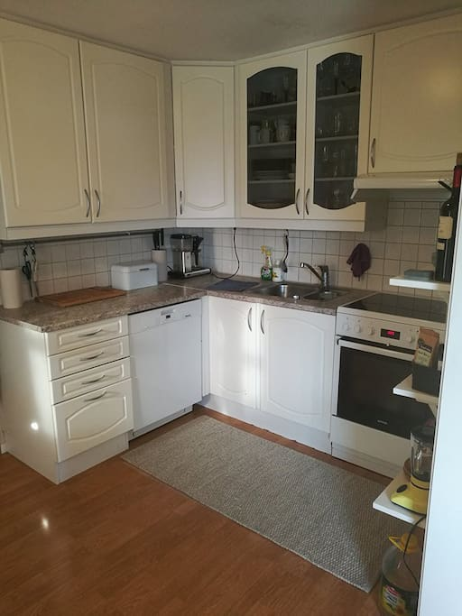 Kitchen all facilities included