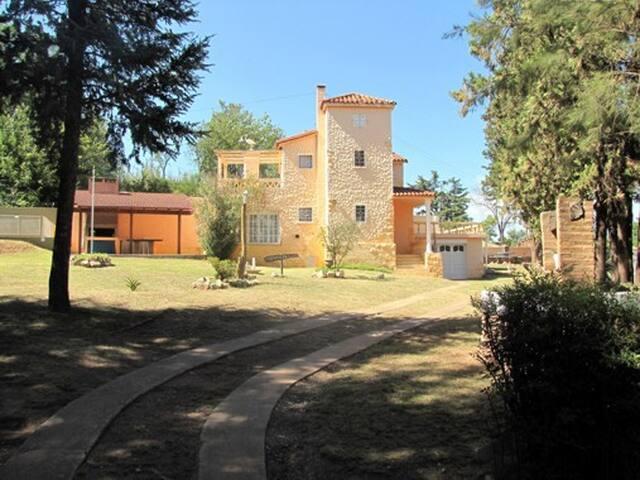 Cabañas EL CASTILLO