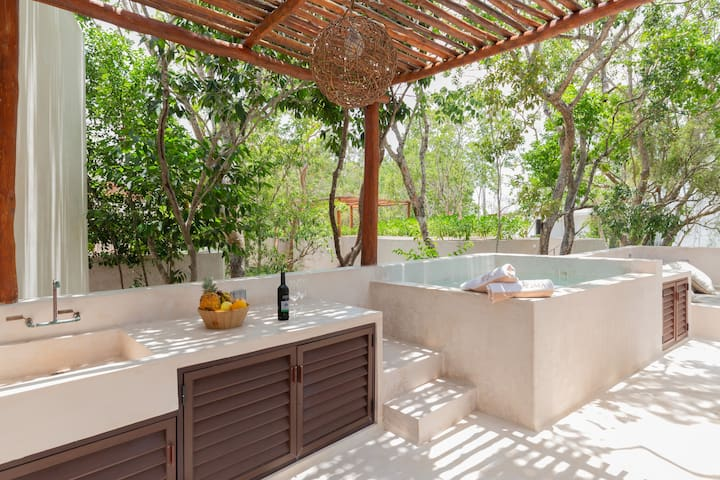 ★ Shiva★ Private Rooftop Plunge Pool 5 Pax★