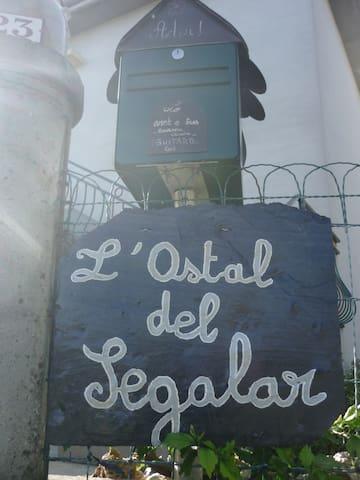 L'Ostal del Segalar (étage) - Monestiés - Casa