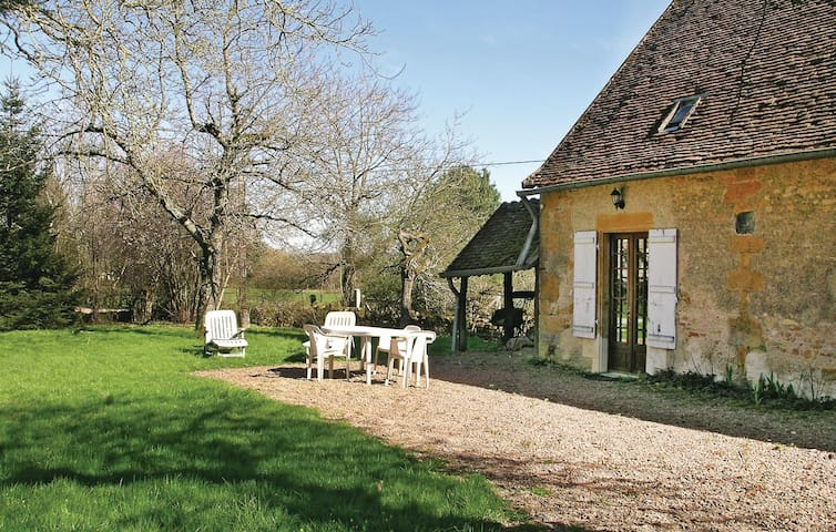 Holiday cottage with 2 bedrooms on 64m² in St Sulpice (baker)
