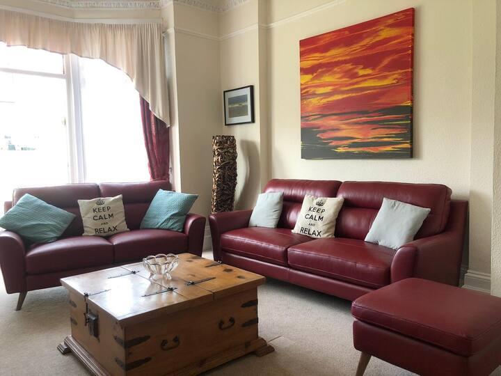 Luxury flat in the heart of Cromer near the pier