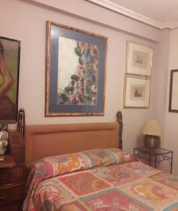 Alquilo habitacion en Oviedo - Wohnung