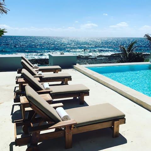 Casa Moderna - A Sanctuary to the Sun and Sea - Puerto Aventuras - House
