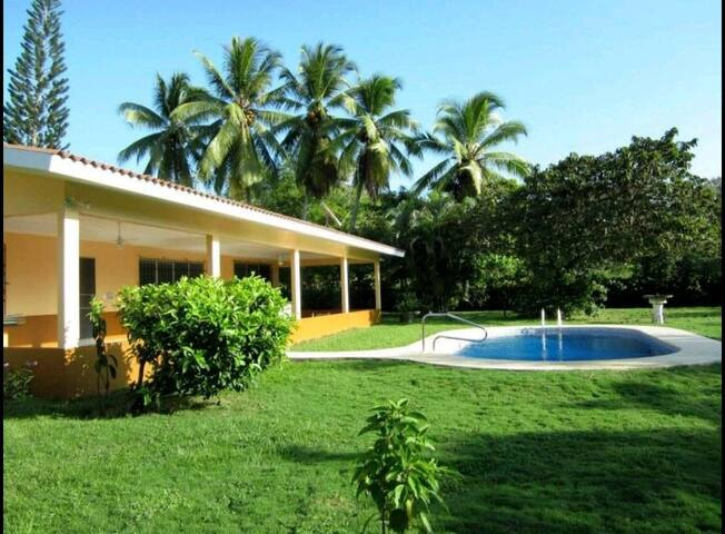 Private beach house for rent Santa Clara Panama