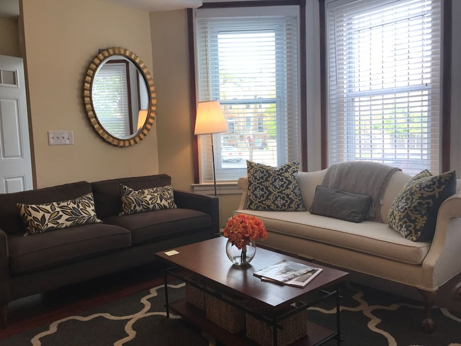 Room & Board Living Room