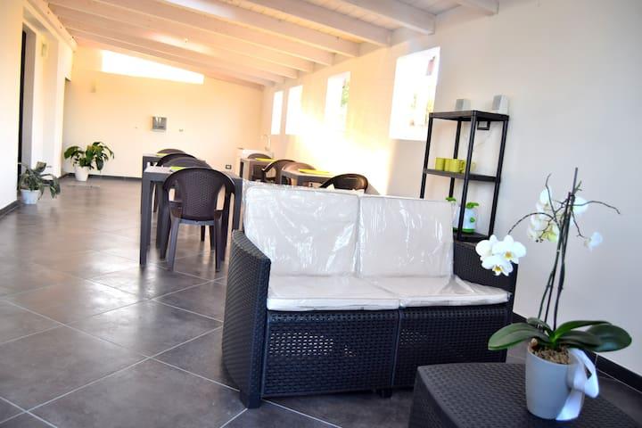 Mi Casa Es Tu Casa 104 CINEMA Room - Portoscuso - Bed & Breakfast