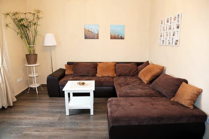 Modern ausgestattetes 3-Zimmer Apartment