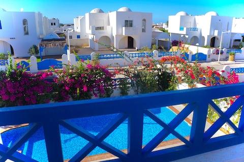 Belle villa avec piscine à Djerba