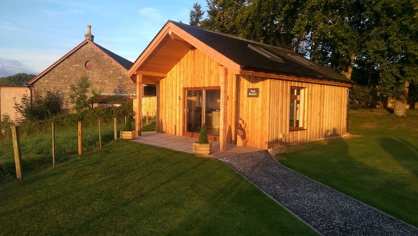 Log Cabin overlooking Munlochy Bay - Highland - Chalet