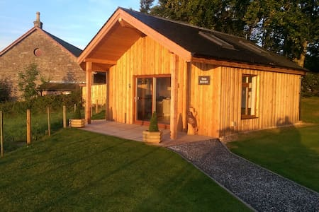 Log Cabin overlooking Munlochy Bay - Highland - Xalet