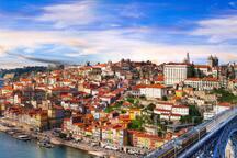 Porto a 25 min