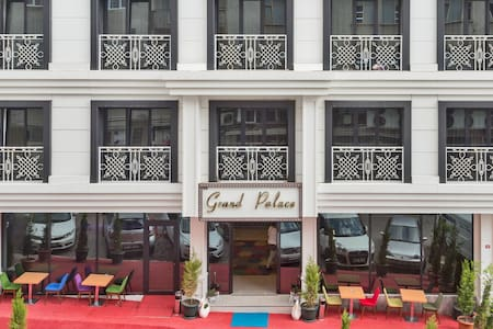 GRAND PALACE HOTEL*** - Bahcelievler