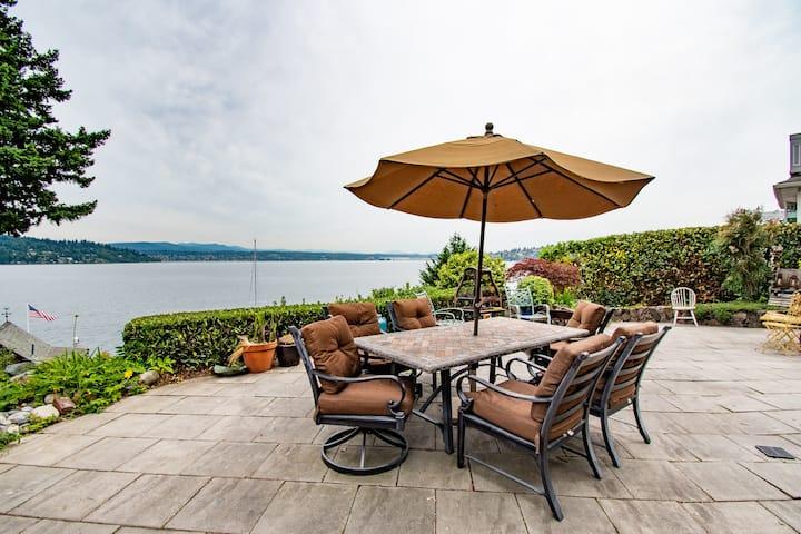 Lake Washington Home, The Hammer Manor