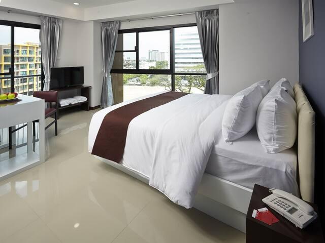 Sleep tight like stay home Airport/Breakfast/Wifi - Bangkok - Bed & Breakfast